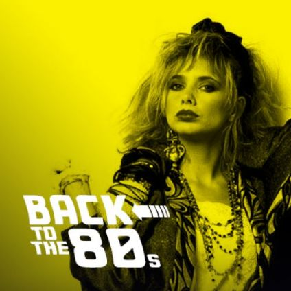 Soirée clubbing Back To The 80s // Supersonic Samedi 17 aout 2019