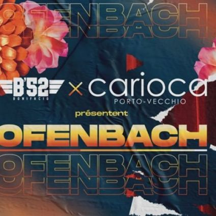 Before Ofenbach at B'52 Bonifacio Vendredi 16 aout 2019