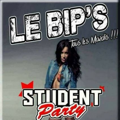 Before Student Party by Dj Djo and Dj Roland M Mardi 22 octobre 2019