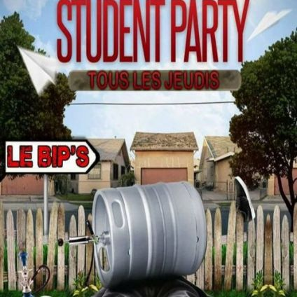 Before  Student Party by Dj Djo and Dj Roland M   Jeudi 24 octobre 2019