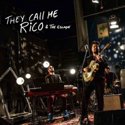 Concert THEY CALL ME RICO and The Escape + 111 Jeudi 10 octobre 2019