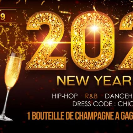Soirée clubbing New Year Party Mardi 31 decembre 2019