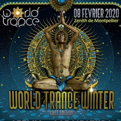 Festival world trance winter - the last edition Samedi 08 fevrier 2020