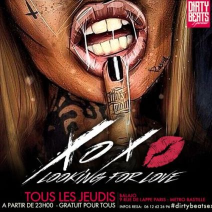Soirée clubbing looking for love  Jeudi 23 avril 2020