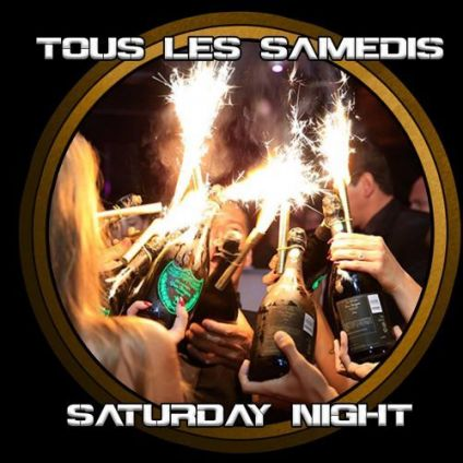 Soirée clubbing Saturday Night Samedi 18 avril 2020