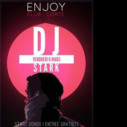 Soirée clubbing WEEKEND PARTY by DJ STARK Vendredi 10 avril 2020