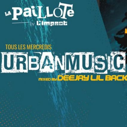 Before dj Lil Back pour la URBAN MUSIC Mercredi 30 septembre 2020
