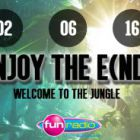 Enjoy the e(nd) - welcome to the jungle - LC CLUB - Nantes