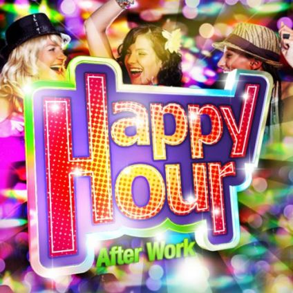 After Work HAPPY HOUR PARTY : version XXL Mardi 21 septembre 2021
