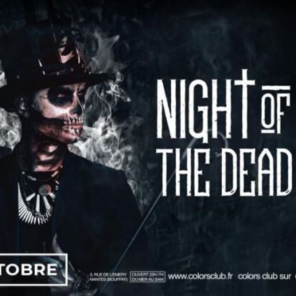 Soirée clubbing Halloween by colors club Mercredi 31 octobre 2018