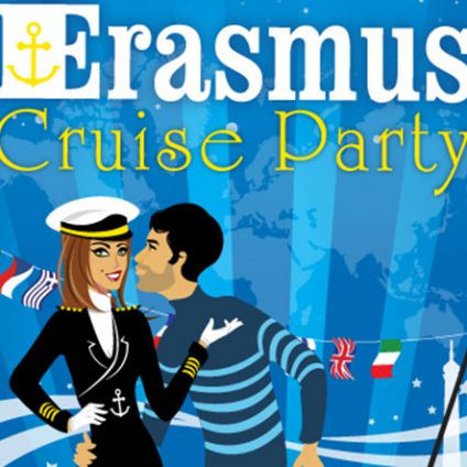 Soirée étudiante International Erasmus Cruise & Boat Party in Paris Samedi 16 decembre 2017
