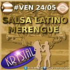 Salsa latino merengue Krystal