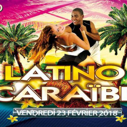 Latino caraibe New world