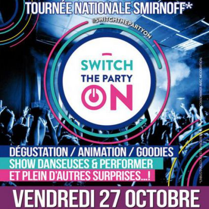 Switch the party on Macumba
