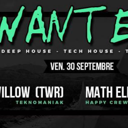Before WANTED  Vendredi 30 septembre 2016