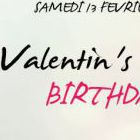 Valentin's birthday - LC CLUB - Nantes