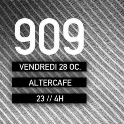 Before 909 pres.  Vendredi 28 octobre 2016